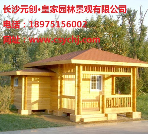 防腐木木屋
